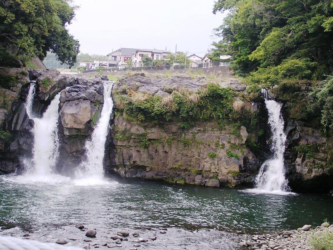 (12)五竜の滝全景